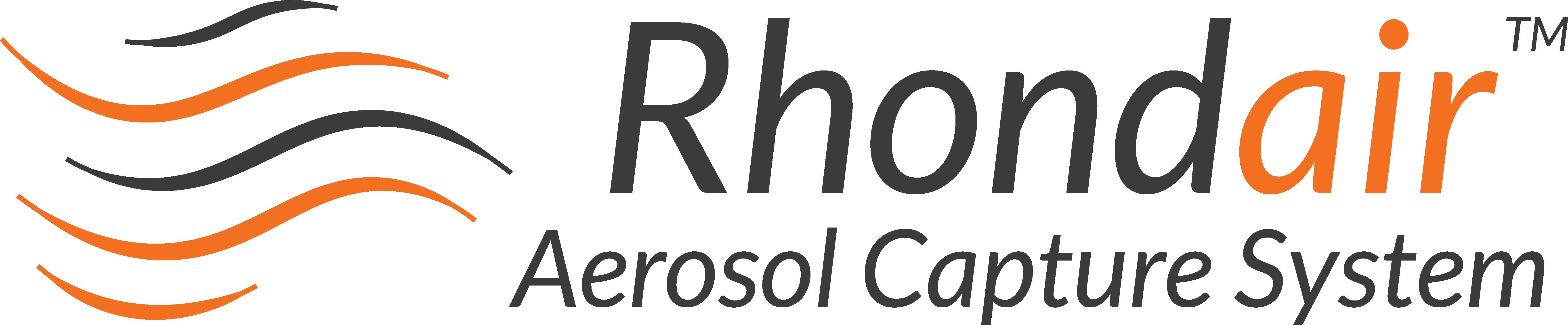 Rhondair Logo Outlines